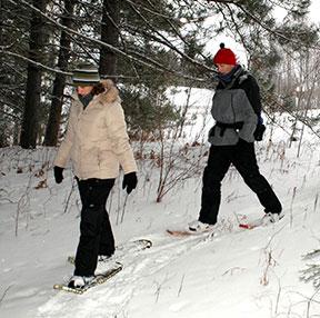 Group Visit - Snowshoe Hike