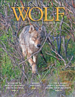 International Wolf Magazine - Fall 2010