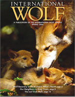 International Wolf Magazine - Spring 2004