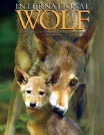 International Wolf Magazine - Spring 2012