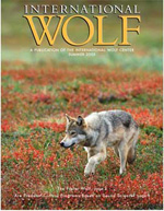 International Wolf Magazine - Summer 2005