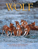 International Wolf Magazine - Summer 2009