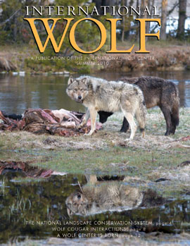 International Wolf Magazine - Summer 2010