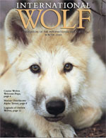 International Wolf Magazine - Winter 2000