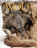 International Wolf Magazine - Winter 2003