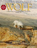 International Wolf Magazine - Winter 2006