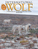 International Wolf Magazine - Winter 2008