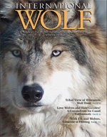 International Wolf Magazine - Winter 2012